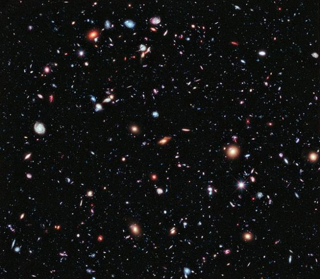 5000 galaxias